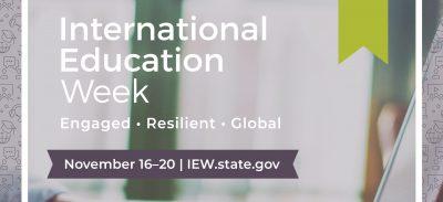 El International Education Week 2020