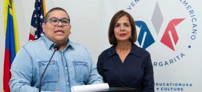 El Centro Venezolano Americano de Margarita conmemora el mes de la historia afroamericana