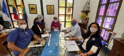 El Centro Venezolano Americano de Margarita consolida alianza con Unimar