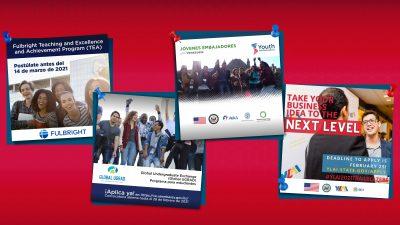 El Centro Venezolano Americano de Margarita comparte oportunidades de formación