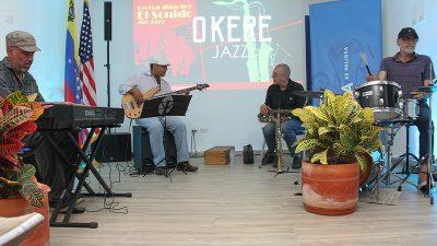 Cevamar invita a live concert con Okere Jazz