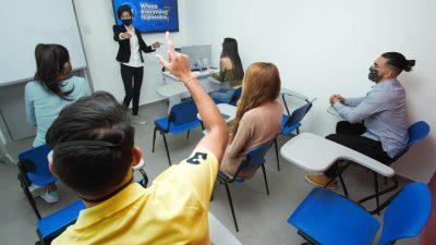 Inscríbete ya y no pierdas la oportunidad de estudiar inglés en Cevamar